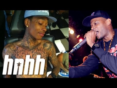 Wiz Khalifa Gets TATTOOS from Tuki Carter! Interview with Taylor Gang