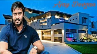 Ajay Devgan Lifestyle, House, Car, Biography, Salary, and Net Worth | Celebrity Luxurious Lifestyle
