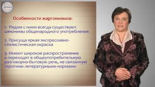 Русский 6 класс. Жаргонизмы