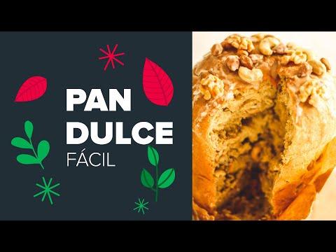 Hola Vegan - Pan Dulce fácil (y vegano)