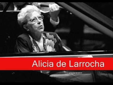 Alicia de Larrocha: Bach - Italian Concerto in F Major, BWV 971