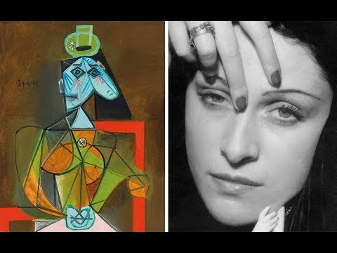 A Portrait of Dora Maar at Her Beautiful and Noble Best\' | Pablo ...