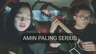 AMIN PALING SERIUS COVER