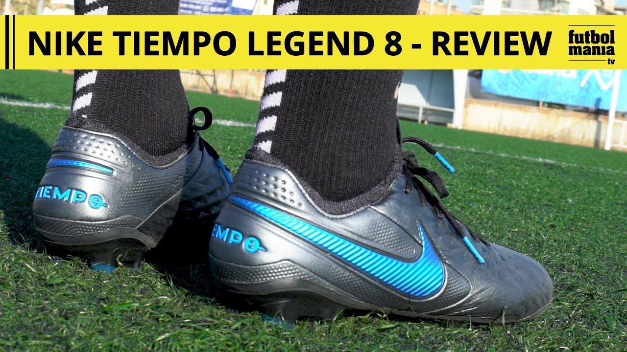 Nike Tiempo Legend 8 Review