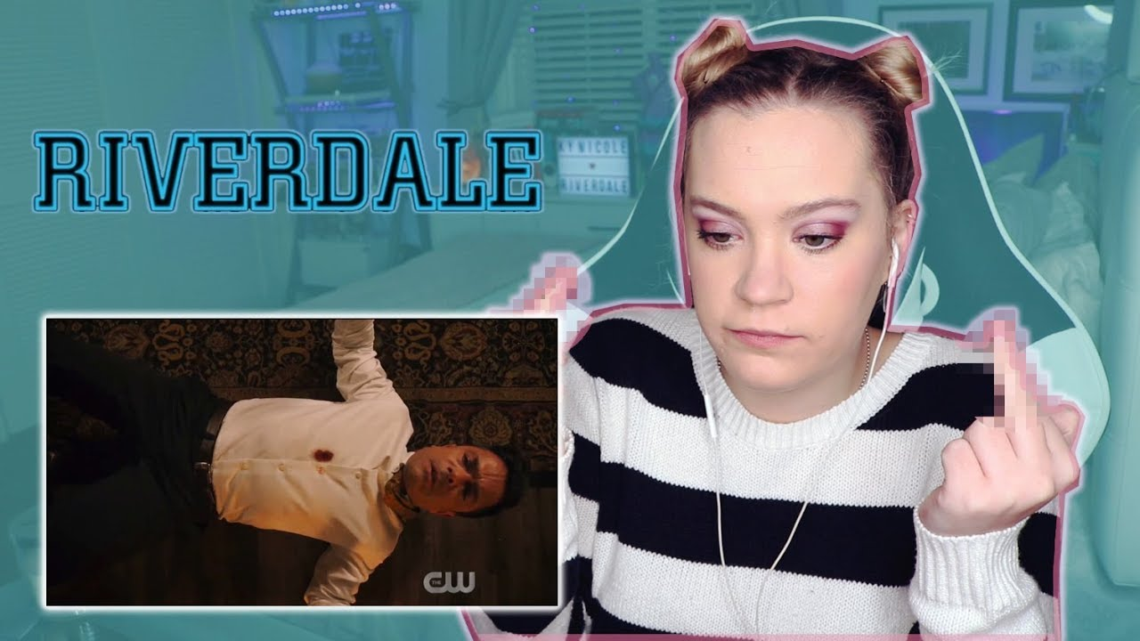 "Download Riverdale Season 3 Episode 10 ""The Stranger"" REACTION!"