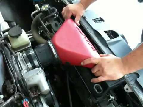 Cold Air Intake Shoot Out