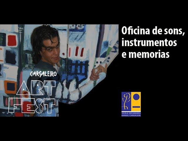 Sons instrumentos e memórias
