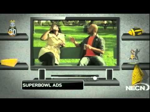 New England Cable News Covers and Brandbowl