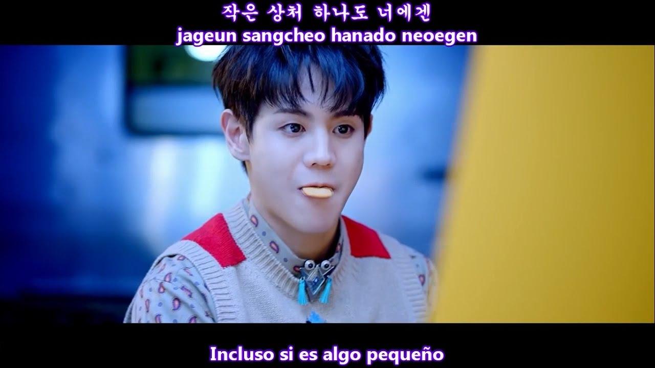 HIGHLIGHT - Plz Don't Be Sad MV [Sub Español + Hangul + Rom] HD - YouTube