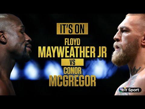 how to watch floyd vs mcgregor canada