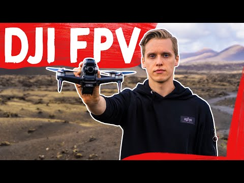 DJI FPV Drone   The Honest Review