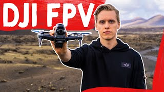 DJI FPV Drone | The Honest Review