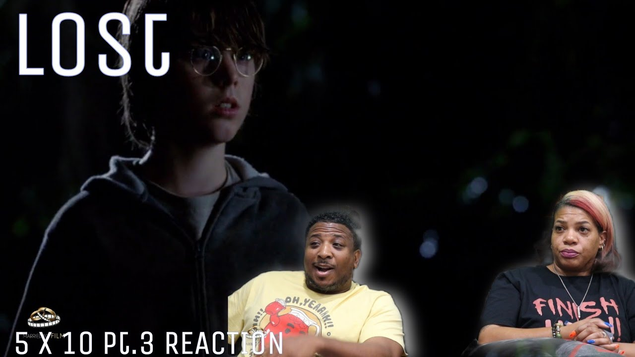 """Download Lost   REACTION - Season 5 Episode 10pt.3""""He's Our You"""""""