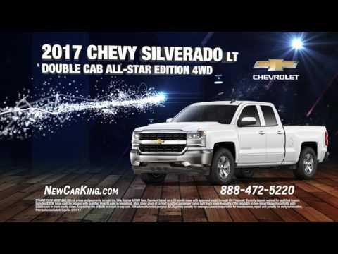 Lease a 2017 Chevy Silverado!