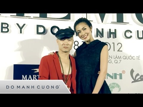 Do Manh Cuong - Fall/Winter 2012 - The Muse - Red carpet