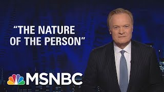Lawrence: The Worst Day Of The Donald Trump Presidency | The Last Word | MSNBC