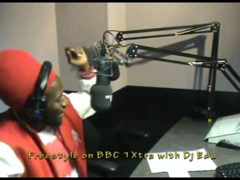 Winky D Freestyle on BBC 1Xtra Destination Africa with Dj Edu    YouTube