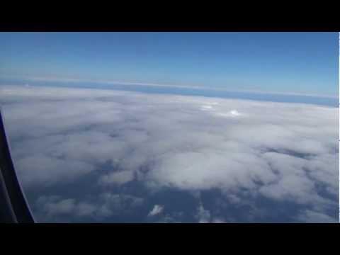 Atterrissage à Gillot (FMEE), Ile de la Réunion, Oct. 4th 2012 (HD)