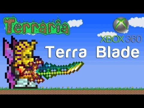 Terraria Xbox - Terra Blade [157]