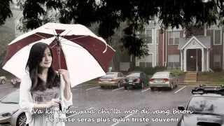 En ecoutant la pluie 2015 Full HD - Selfie  ( French Lyrics & Vietsub )