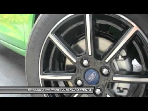 2015 Ford Fiesta Brookings Sd F5025 Youtube