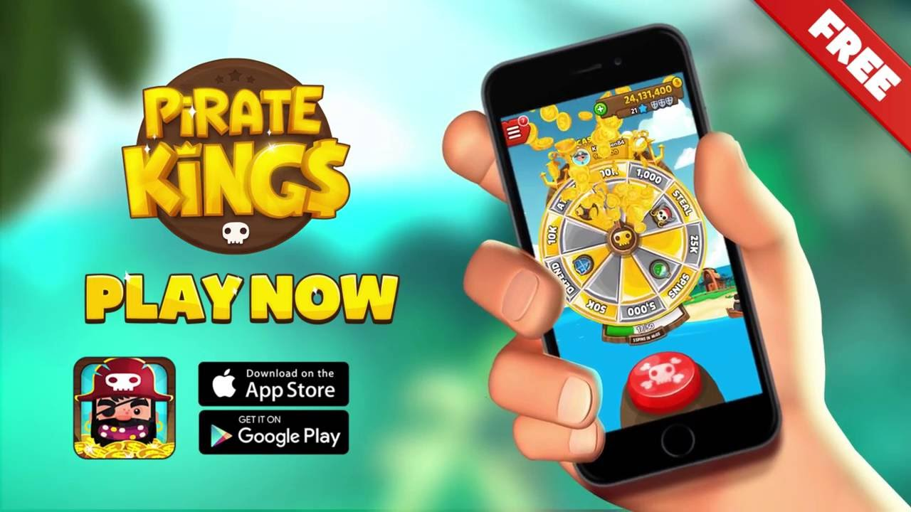 Pirate Kings - Jelly Button