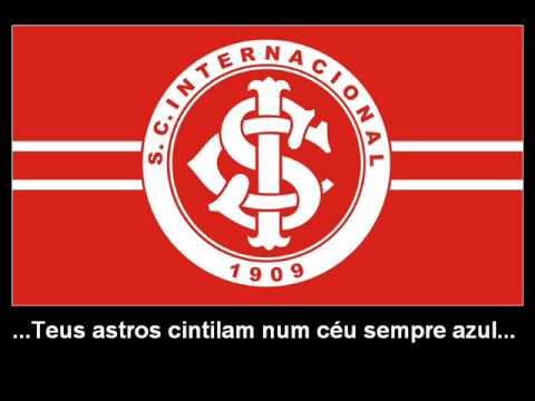 Hino Do Internacional - Sport Club Internacional - LETRAS.MUS.BR e1ebf18c84d23