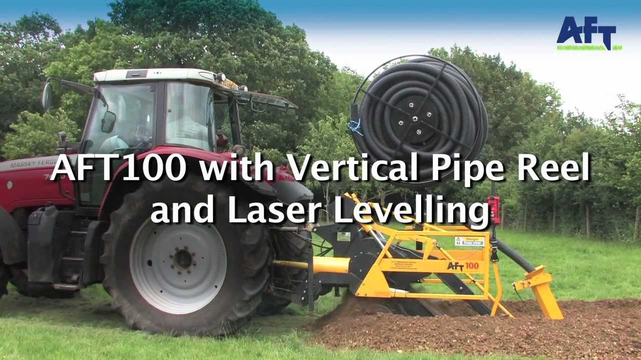 Drainage Installation And Pipe Laying Http Www Trenchers