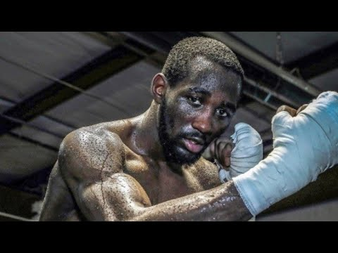 Terence Crawford THROWS DOWN THE GAUNTLET!
