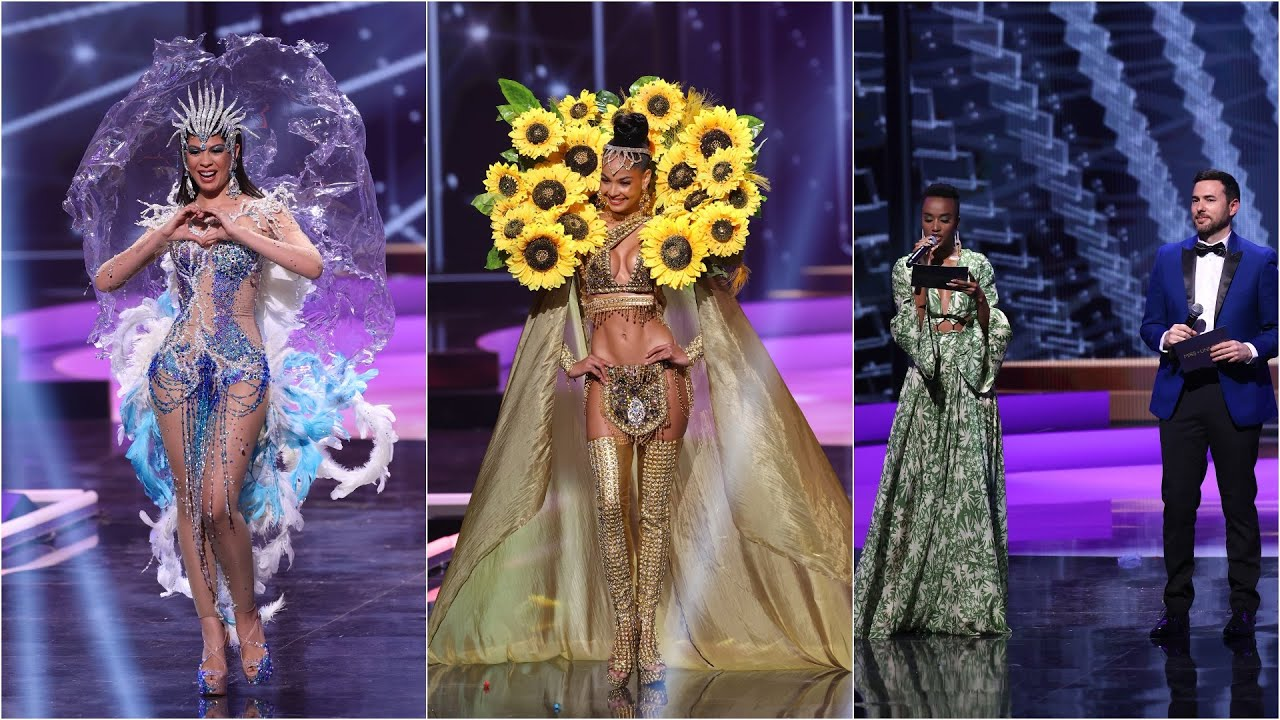 69th MISS UNIVERSE National Costume   FULL SHOW