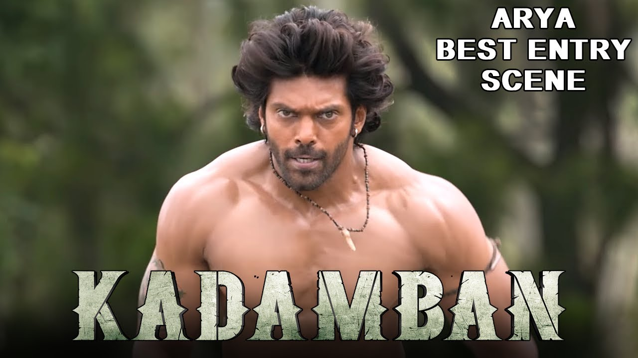 Download Arya's Dynamic Entry Scene in Kadamban | 2018 Latest Hindi Dubbed Action Scenes