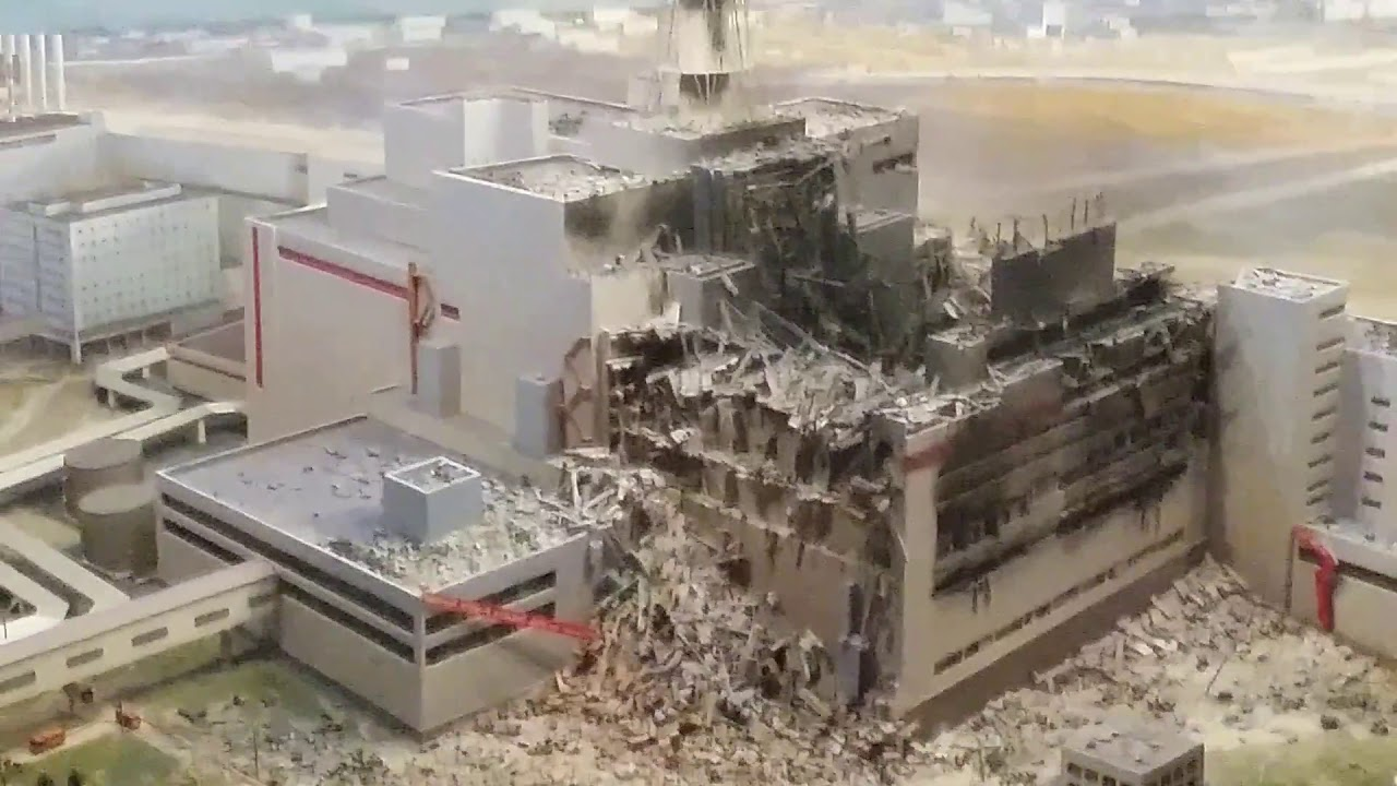 Національний музей Чорнобиля [Subtitles in English CC] Museu Nacional de Chernobyl (Kiev, Ucrânia)
