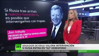 Cuba alerta sobre el movimiento de fuerzas militares de EE.UU. a países del Caribe