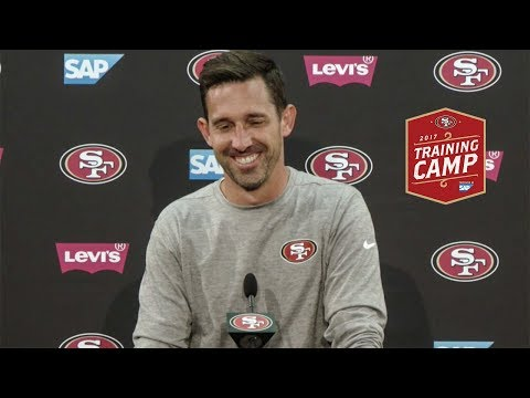 Kyle Shanahan Expects Heightened Competition Level in Joint Practice