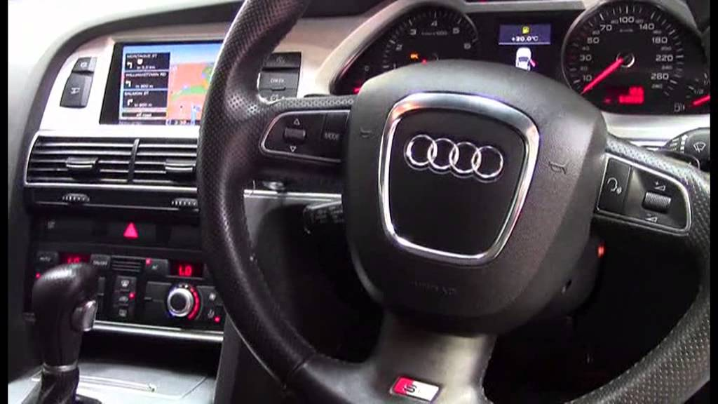 Audi A6 S Line 2010 Youtube