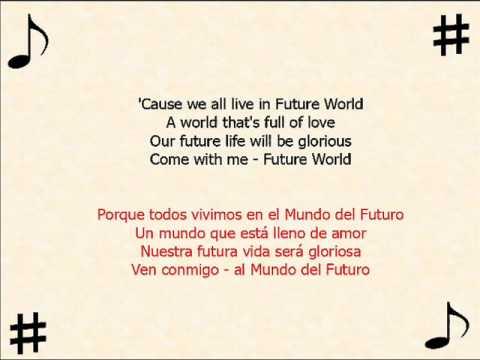 Helloween Future World Sub