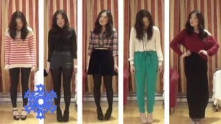 Holiday Lookbook Part 3/3! ♥ Thumbnail