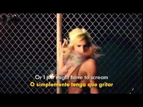 Ke$ha - Dirty Love (Sub Español - Ingles)