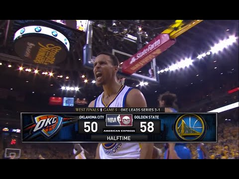 [Playoffs Ep. 25/15-16] Inside The NBA (on TNT) Halftime– Thunder vs. Warriors, Game 5 – 5-26-16