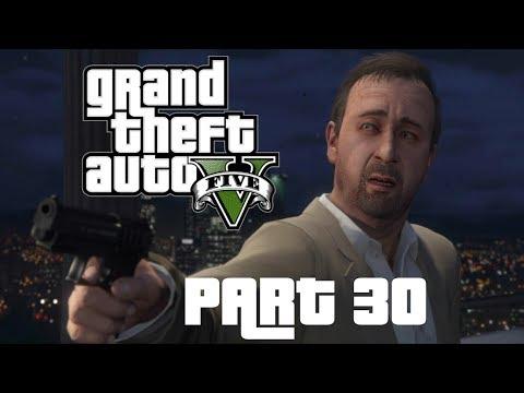Grand Theft Auto 5 - PART 30 | Legal Trouble | The Wrap Up | Molly & Sanchez Death (GTA 5 PS4)