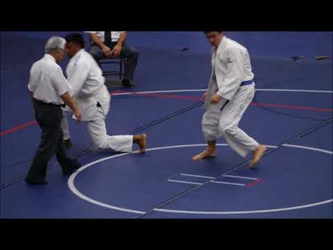 click2ED videos   173 JUDO Boys - Mililani vs Kalani  4-14-18