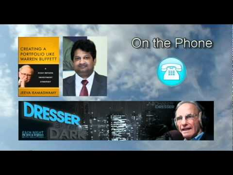 Warren Buffett Disciple, Value Investment guru, Jeeva Ramaswamy Radio Interview with Michael Dresser