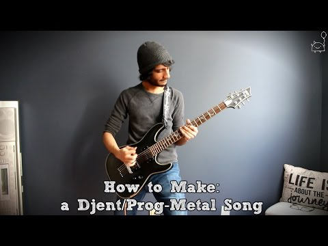 How To: Make a Djent/Prog-Metal Song in 9 Min or Less (+ Full Song at the End) || Shady Cicada