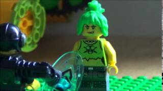 LEGO Ultra Agents Ep. 5: Terror of Terabyte