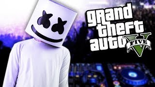 GTA 5 Marshmello Mod is a different twist on what we are used too. ...