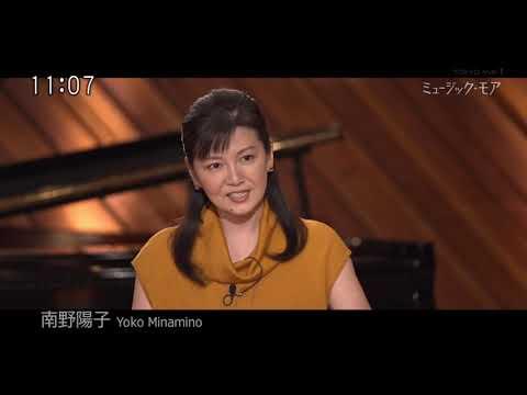南野陽子 ミュージック・モア 2021 07 03土
