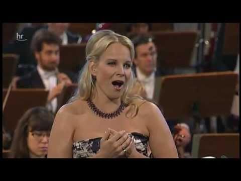 Elīna Garanča - 2. Schilflied (Sieben frühe Lieder)