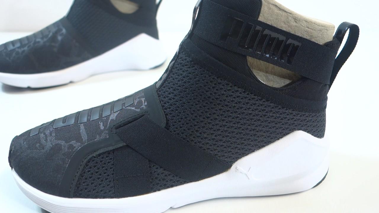 15ddcf6b61582 Dámské kotníkové boty Puma - YouTube