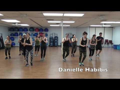 HandClap - Fitz and The Tantrums - battle Cardio Dance- Choreo by Danielle's Habibis