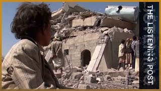 🇾🇪 An unworthy war? US/UK reporting on Yemen | The Listening Post (Full)